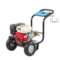 gasoline engine 6.5HP 2900PSI high pressure engine washer