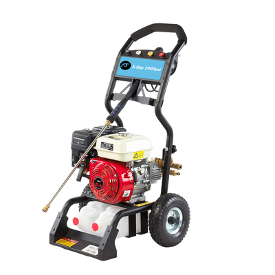 Adjustable High Pressure Washer 2900PSI 5.5 HP 2.5GPM Flow Low Oil Protection